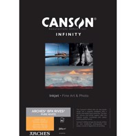 Canson BFK Rives (Pure White) 310 - A2, 25 sheets