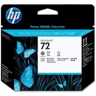 HP 72 Gray and Photo Black Skrivhuvud | C9380A