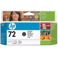 HP 72 - 130 ml Matte Black bläckpatron | C9403A