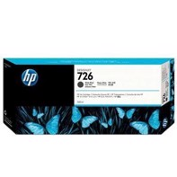 HP 72 - 300 ml Matte Black bläckpatron | CH575A