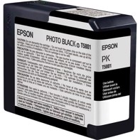 Epson Photo Black 80 ml bläckpatron T5801 - Epson Pro 3800 och 3880