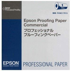 "Epson Proofing Commercial 250 g/m2 - 24"" x 30,5 m 