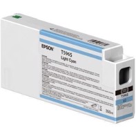 Epson T5965 Light Cyan - 350 ml bläckpatron