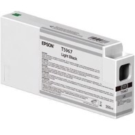 Epson T5967 Light Black - 350 ml bläckpatron