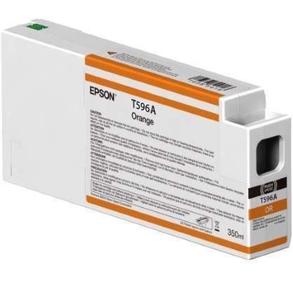 Epson T596A Orange - 350 ml bläckpatron