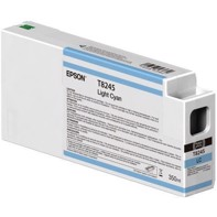 Epson Light Cyan T8245 - 350 ml bläckpatron