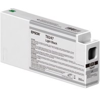 Epson Light Black T8247 - 350 ml bläckpatron