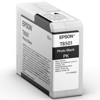 Epson Photo Black 80 ml bläckpatron T8501 - Epson SureColor P800