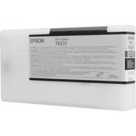 Epson Photo Black T6531 - 200 ml bläckpatron till Epson Pro 4900