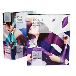 Pantone Plus Solid Chips, Coated & Uncoated - GP1606N