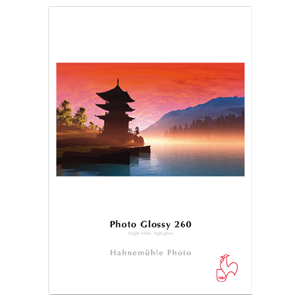 Hahnemühle Photo Glossy 260 g/m² - A4 25 ark