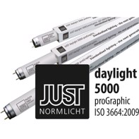 Just Normlicht daylight 5000 proGraphic - 15 watt ljusrör
