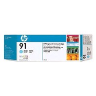 HP 91 - 775 ml Light Cyan bläckpatron | C9470A