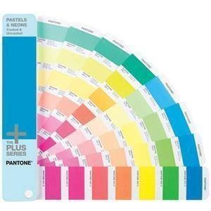 Pantone Plus Pastels & Neons, Coated & Uncoated - GG1504