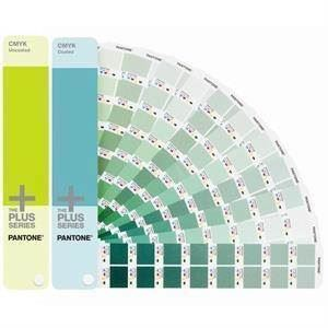 Pantone Plus CMYK, Coated & Uncoated - GP5101