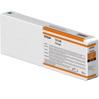 Epson Orange T636A - 700 ml bläckpatron