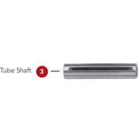 Rotary convex - Tube Shaft