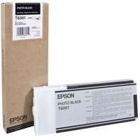Epson Photo Black 220 ml bläckpatron T6061