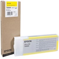 Epson Yellow 220 ml bläckpatron T6064