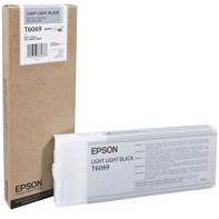 Epson Light Light Black 220 ml bläckpatron T6069