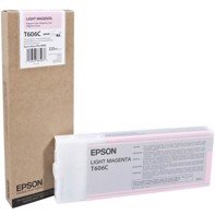 Epson Light Magenta 220 ml bläckpatron T606C