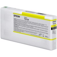 Epson Yellow T9134 - 200 ml bläckpatron