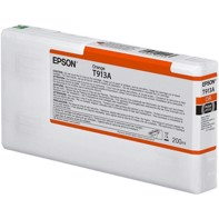 Epson Orange T913A - 200 ml bläckpatron